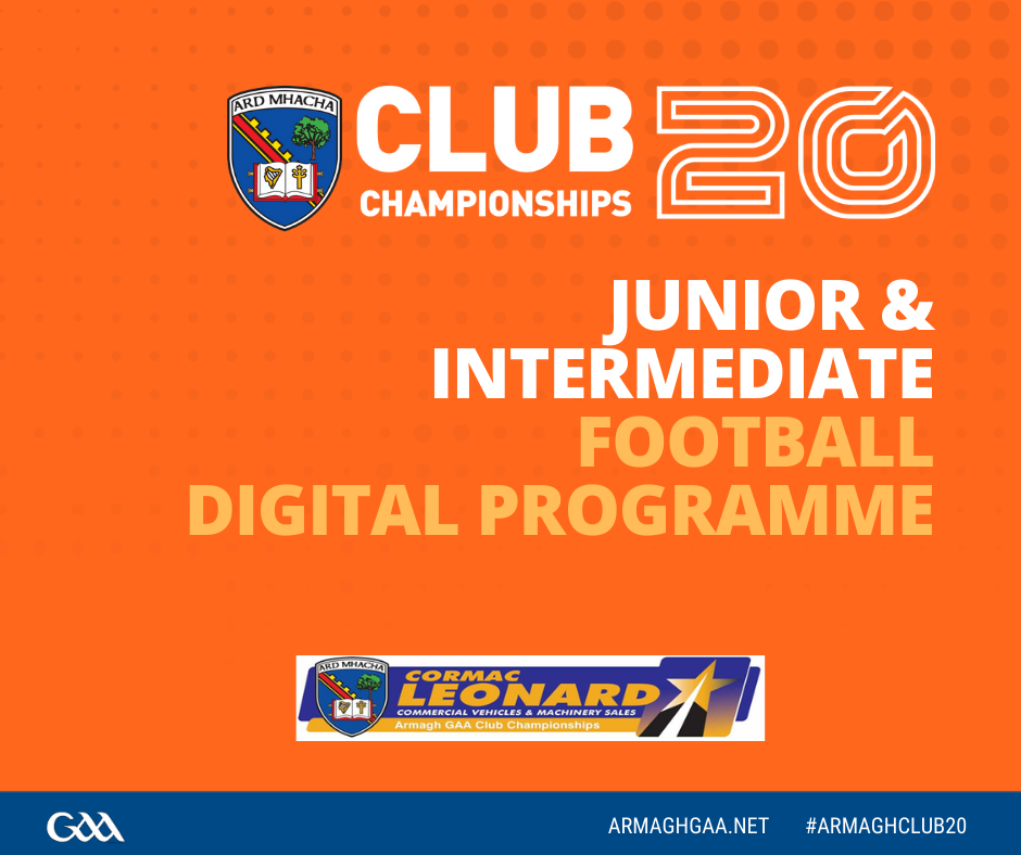 Digital Programme: Intermediate & Junior Quarter Finals