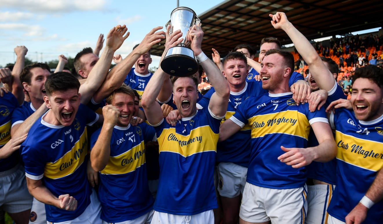 Maghery are County Champions 2020