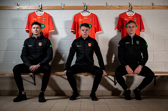 Armagh GAA Gear coming soon by McKeever
