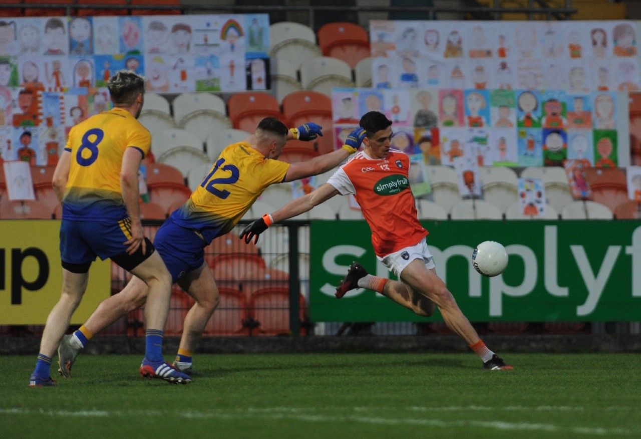 Match Report: Armagh v Roscommon