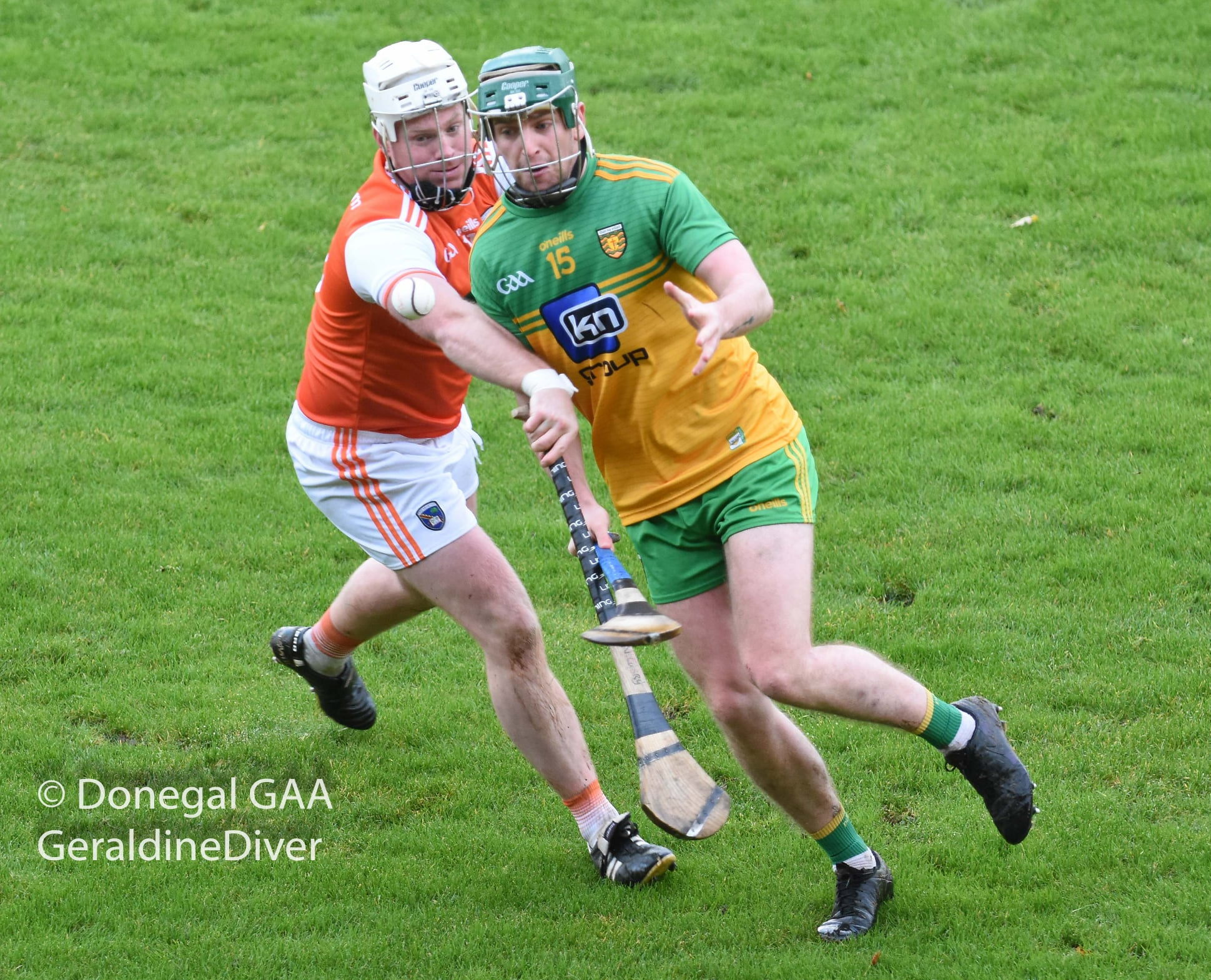 Disappointing day for hurlers against Donegal
