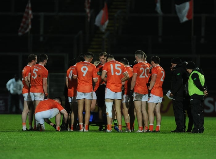 Ulster SFC: Armagh battle past Derry