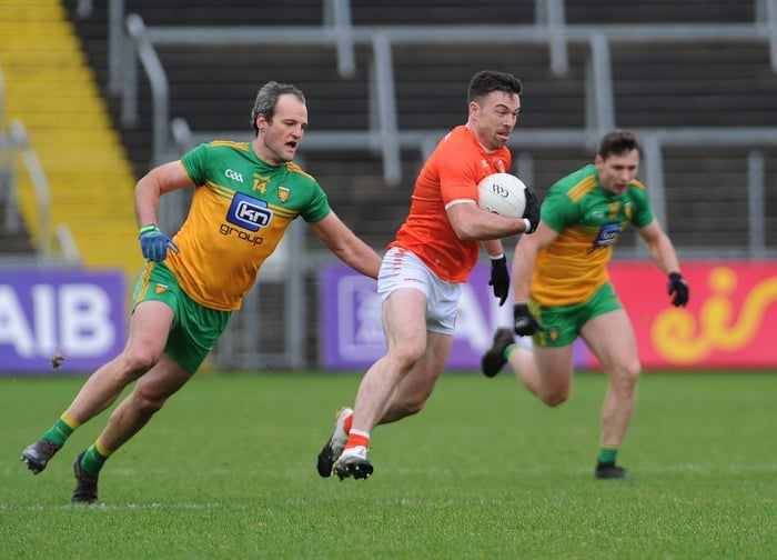 Ulster SFC: Donegal defeat sees Armagh exit the 2020 championship