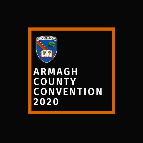Link to Armagh County Convention 2020 post