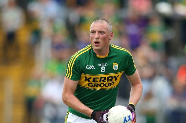 Kieran Donaghy joins Geezer's backroom team