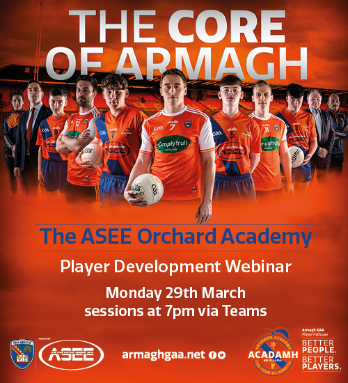 Link to ASEE Orchard Academy Player Development Information Evening post