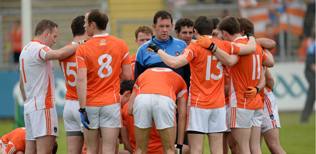 Link to Brendan Hughes named U17 Inter-county manager post