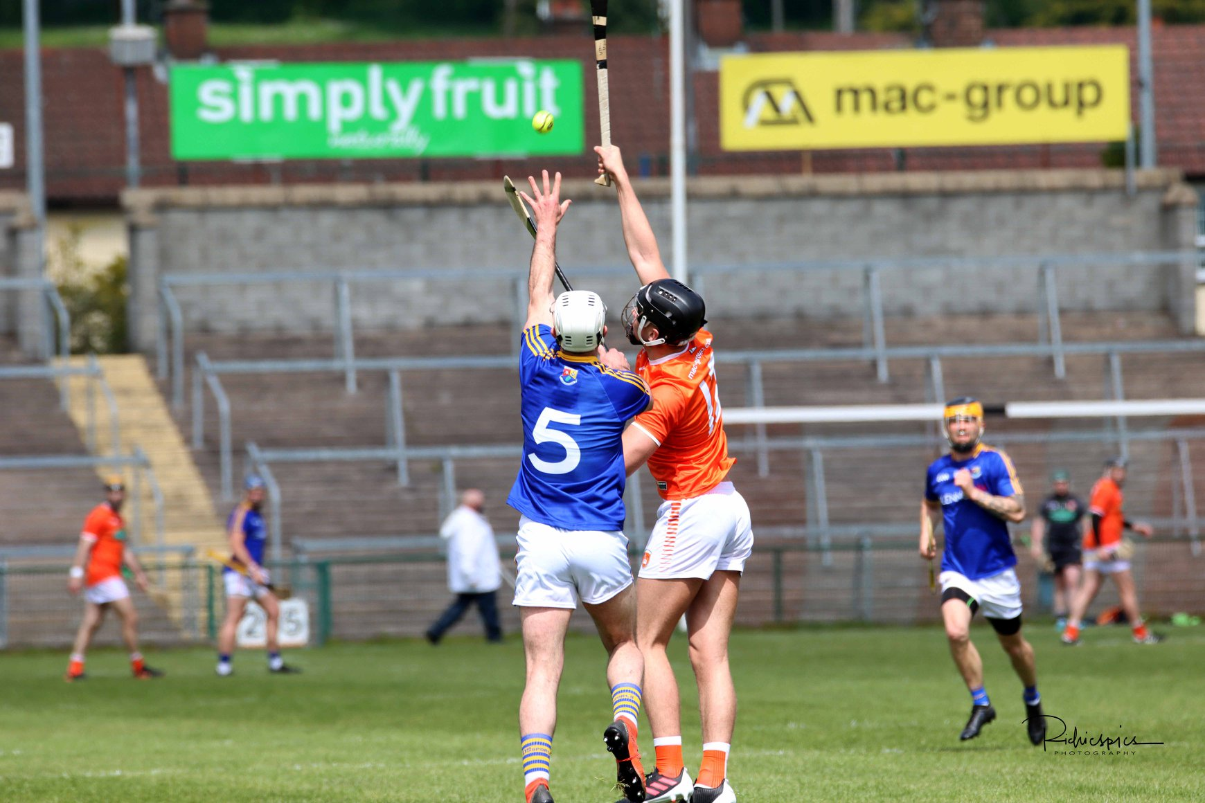 Solid start for Armagh hurlers in league opener