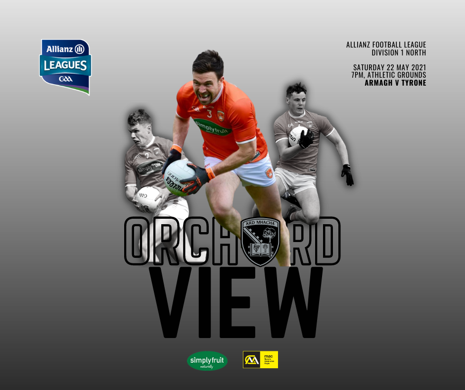 Armagh v Tyrone Digital Programme now available