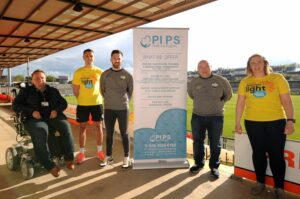 Stephen Sheridan encourages Armagh supporters to signup for Darkness Into Light