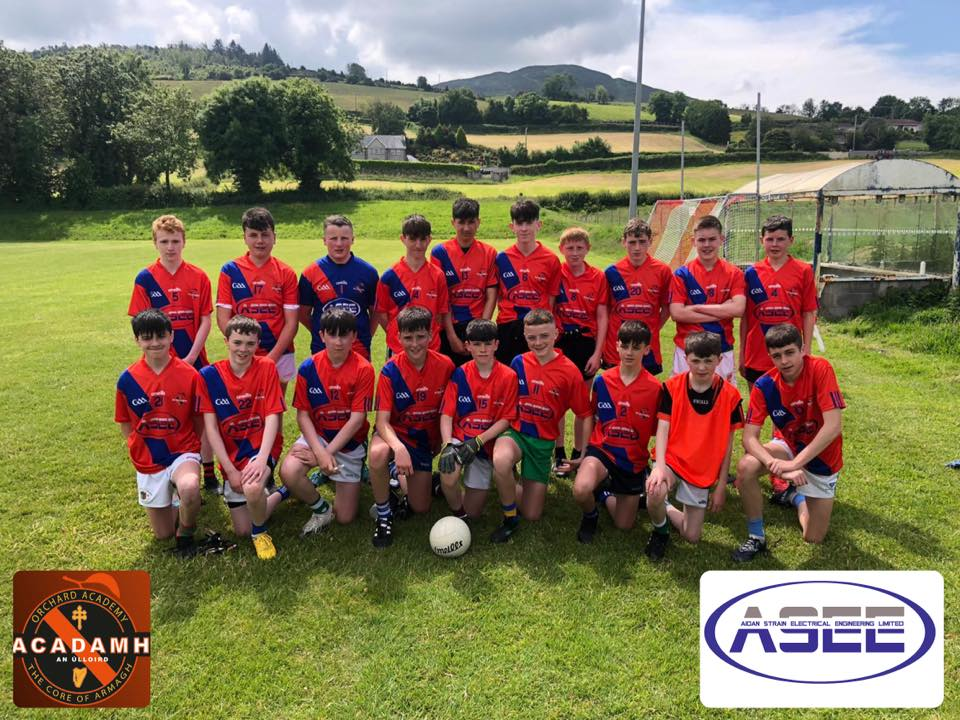 ASEE Orchard Academy U14 Squad
